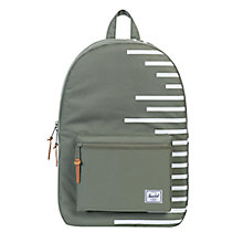 Buy Herschel Supply Co. Settlement Backpack Online at johnlewis.com