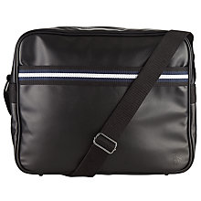 Buy Original Penguin Flight Bag, Black Online at johnlewis.com