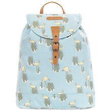 Buy Brakeburn Flamingo Rucksack, Blue Online at johnlewis.com