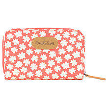 Buy Brakeburn Delicate Daisy Wallet, Coral Online at johnlewis.com