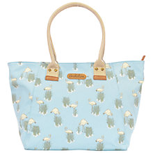 Buy Brakeburn Flamingo Tote Bag, Blue Online at johnlewis.com