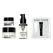 Buy Bobbi Brown Skincare To Go Skincare Gift Set Online at johnlewis.com