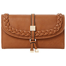 Buy Dune Kaine Plait Detail Purse Online at johnlewis.com
