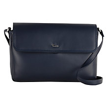 Buy Tula Nappa Originals Medium Flap Over Across Body Bag Online at johnlewis.com