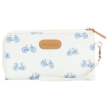 Buy Brakeburn Bikes Clutch Purse, Stone Online at johnlewis.com