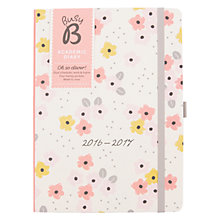 Buy Busy B Mid Year Diary, Floral Online at johnlewis.com