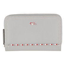 Buy Tula Mallory Ziptop Leather Wallet Online at johnlewis.com