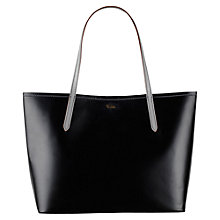 Buy Tula Saddle Original Leather Bucket Tote Bag Online at johnlewis.com