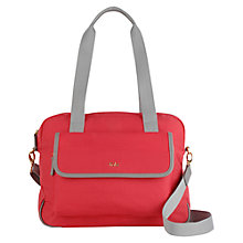 Buy Tula Nylon Originals Medium Zip-Top Tote Bag Online at johnlewis.com
