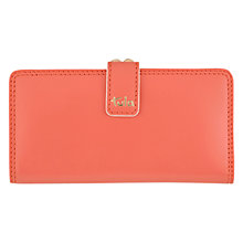 Buy Tula Smooth Originals Clip Frame Matinée Leather Purse Online at johnlewis.com