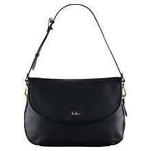 Buy Tula Alpine Originals Medium Leather Flap Over Shoulder Bag Online at johnlewis.com