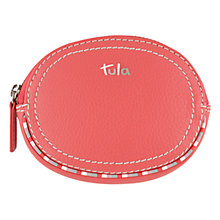 Buy Tula Mallory Small Leather Zip Purse Online at johnlewis.com