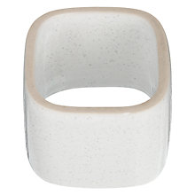 Buy Social by Jason Atherton Napkin Ring Online at johnlewis.com