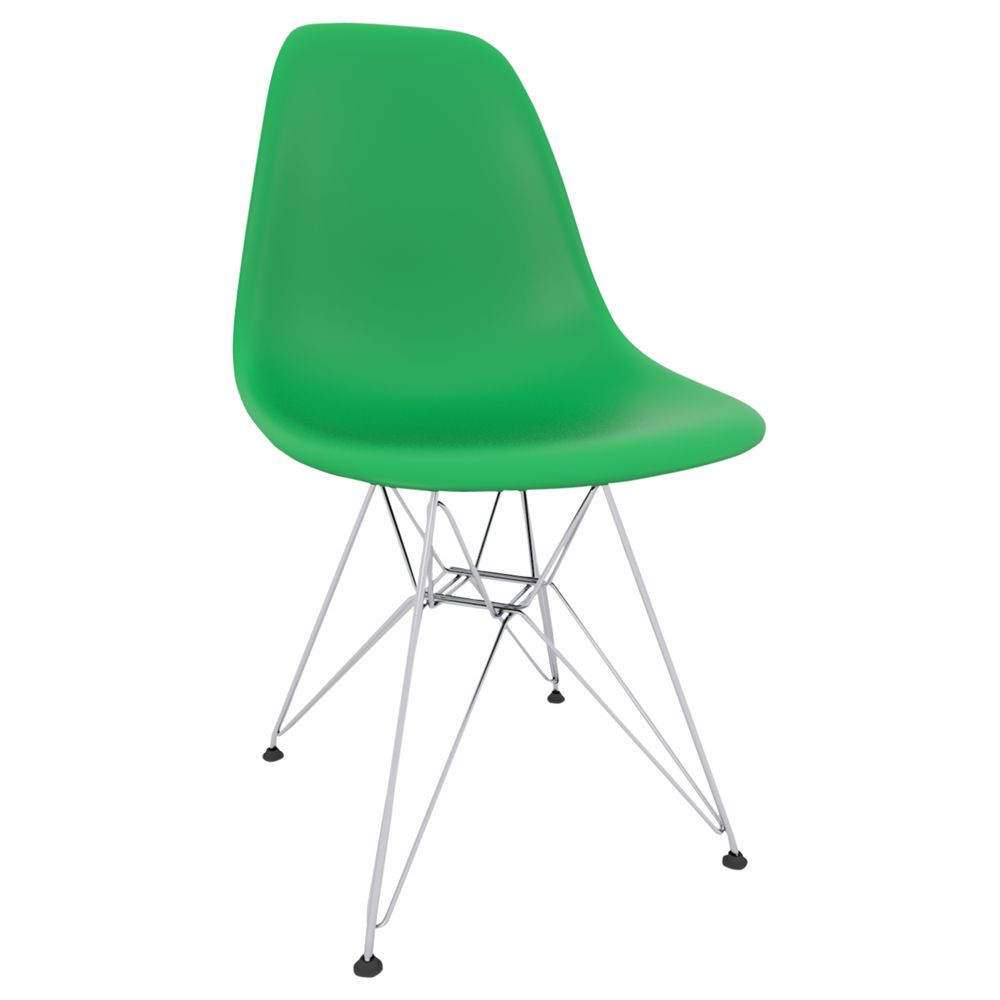 vitra eames dsr 43cm side chair classic green chrome best reviews