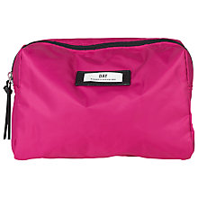 Buy Et DAY Birger et Mikkelsen Gweneth Beauty Makeup Bag, Pink Online at johnlewis.com