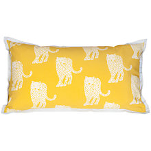 Buy The Jay St. Block Print Company Chita Cushion Online at johnlewis.com