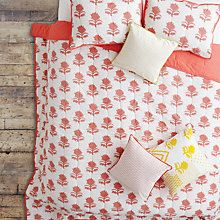 Buy The Jay St. Block Print Company Phula Bedspread Online at johnlewis.com