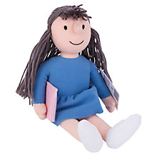 Buy Roald Dahl Matilda Soft Toy Online at johnlewis.com