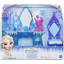 Buy Disney Frozen Snow Glimmer Vanity Set Online at johnlewis.com