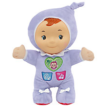 Buy VTech Light Up Night Light Soft Toy Online at johnlewis.com