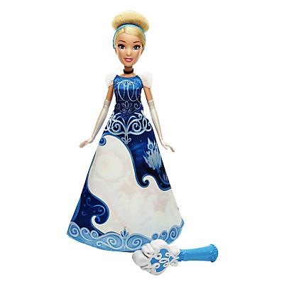 Disney Princess Cinderella Story Skirt Doll