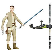 Buy Star Wars Rey Resistance Outfit Action Figure Online at johnlewis.com