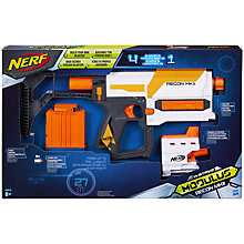 Buy Nerf N-Strike Modulus Recon MKII Blaster Online at johnlewis.com