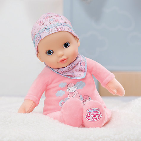 Buy Zapf My First Baby Annabell Newborn Doll   John Lewis