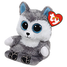 Buy Ty Scout Husky Peek-A-Boo Soft Toy Online at johnlewis.com