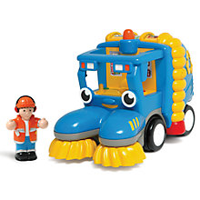 Buy WOW Toys Stanley Street Sweeper Online at johnlewis.com