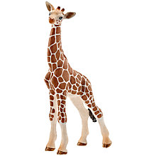 Buy Schleich Giraffe Calf Figurine Online at johnlewis.com