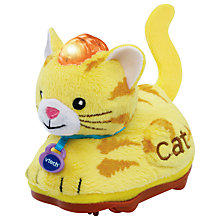 Buy VTech Baby Toot-Toot Furry Cat Online at johnlewis.com