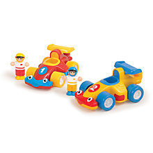Buy WOW Toys The Turbo Twins Online at johnlewis.com