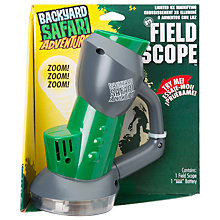Buy Backyard Safari Field Scope Online at johnlewis.com