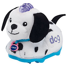 Buy VTech Baby Toot-Toot Furry Dalmatian Dog Toy Online at johnlewis.com