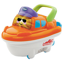 Buy VTech Toot-Toot Splash Speed Boat Online at johnlewis.com