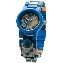 Buy LEGO Nexo Knights Clay Watch Online at johnlewis.com