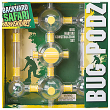 Buy Backyard Safari Bug Podz Construction Set Online at johnlewis.com