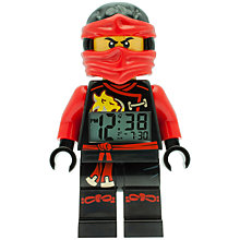 Buy LEGO Ninjago Sky Pirates Kai Clock Online at johnlewis.com