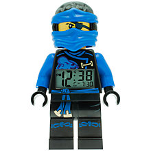 Buy LEGO Ninjago Sky Pirates Jay Clock Online at johnlewis.com