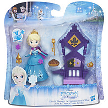 Buy Disney Frozen Elsa and Throne Online at johnlewis.com