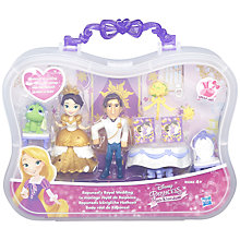 Buy Disney Princess Rapunzel Royal Wedding Doll Online at johnlewis.com