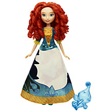 Buy Disney Princess Merida Story Skirt Doll Online at johnlewis.com