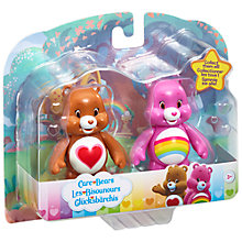 Buy Care Bears Twin Pack, Assorted Online at johnlewis.com