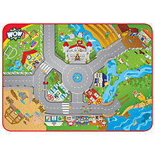 Buy WOW Toys Adventure Play Mat Online at johnlewis.com