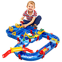 Buy Smoby Aquaplay Mega Bridge Online at johnlewis.com