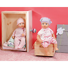 Buy Zapf My First Baby Annabell Day and Night Clothing, Assorted Online at johnlewis.com
