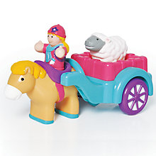 Buy WOW Toys Mary's Day Out Online at johnlewis.com