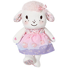 Buy Zapf My First Baby Annabell Lullaby Lamb Soft Toy Online at johnlewis.com
