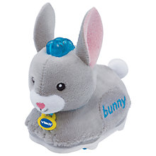 Buy VTech Baby Toot-Toot Furry Bunny Online at johnlewis.com
